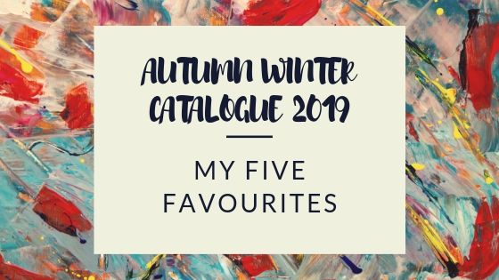 My Five Favourites – Ribbon Autumn / Winter Catalogue 2019