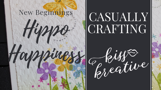 Casually Crafting Blog Hop – New Beginnings