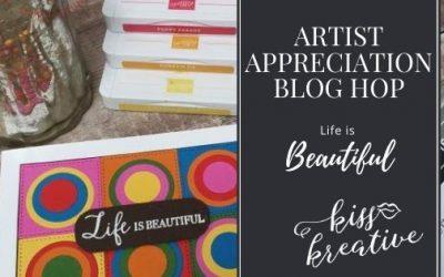 Artist Appreciation Blog Hop – Life is Beautiful – Kandinsky