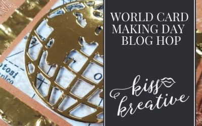 Beautiful World – World Card Making Day Blog Hop