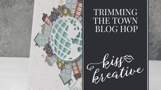Trimming the Town Blog Hop – Coming Home & Stay Safe!