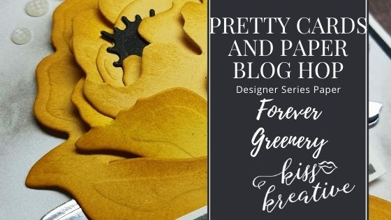 I love Peony Garden – Pretty Cards & Paper Blog Hop