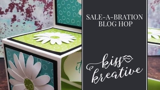 Triple Pop-Up Cube Card – Sale-a-bration Blog Hop